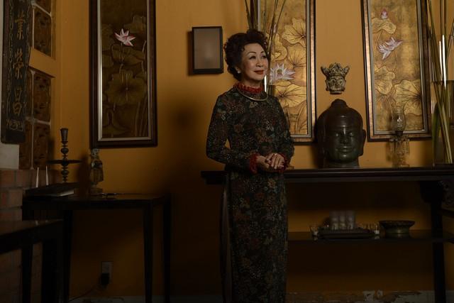 Lắng nghe chuyện kể về áo dài Lemur - bản sắc và sự tự tin của phụ nữ Việt thế kỷ 19 - Ảnh 12.