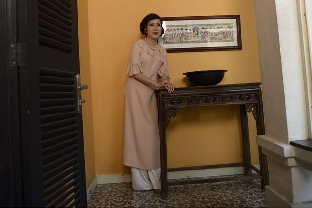 Lắng nghe chuyện kể về áo dài Lemur - bản sắc và sự tự tin của phụ nữ Việt thế kỷ 19 - Ảnh 15.