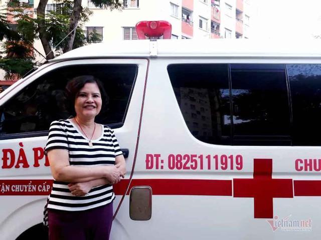 Bán đất mua xe cứu thương chở miễn phí, người ta từng nói tôi lừa đảo - Ảnh 3.