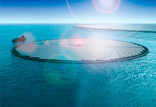 """- photo 1 1571103167465337249975 - Lại thêm công nghệ 3-trong-1 mới: """"đảo năng lượng Mặt Trời"""" sẽ vừa hút CO2 trong nước biển, vừa tạo ra methanol để làm nhiên liệu"""