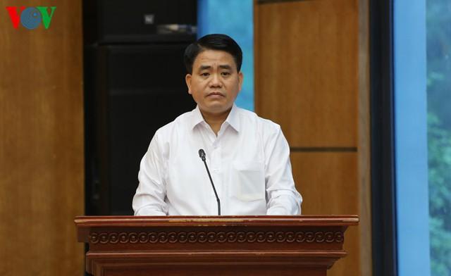 Chủ tịch Hà Nội: Đề nghị công an vào cuộc làm rõ trách nhiệm Viwasupco - Ảnh 2.