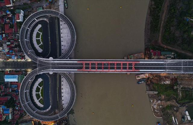 Thiết kế chiếc cầu vừa mới thông xe tại Hải Phòng đặc biệt như thế nào? - Ảnh 3.