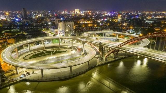 Thiết kế chiếc cầu vừa mới thông xe tại Hải Phòng đặc biệt như thế nào? - Ảnh 4.