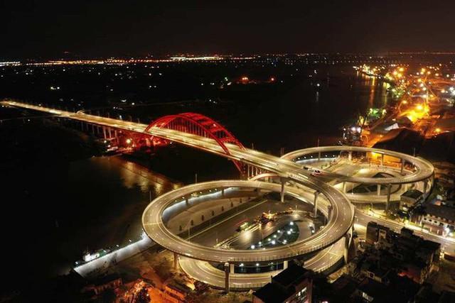 Thiết kế chiếc cầu vừa mới thông xe tại Hải Phòng đặc biệt như thế nào? - Ảnh 5.