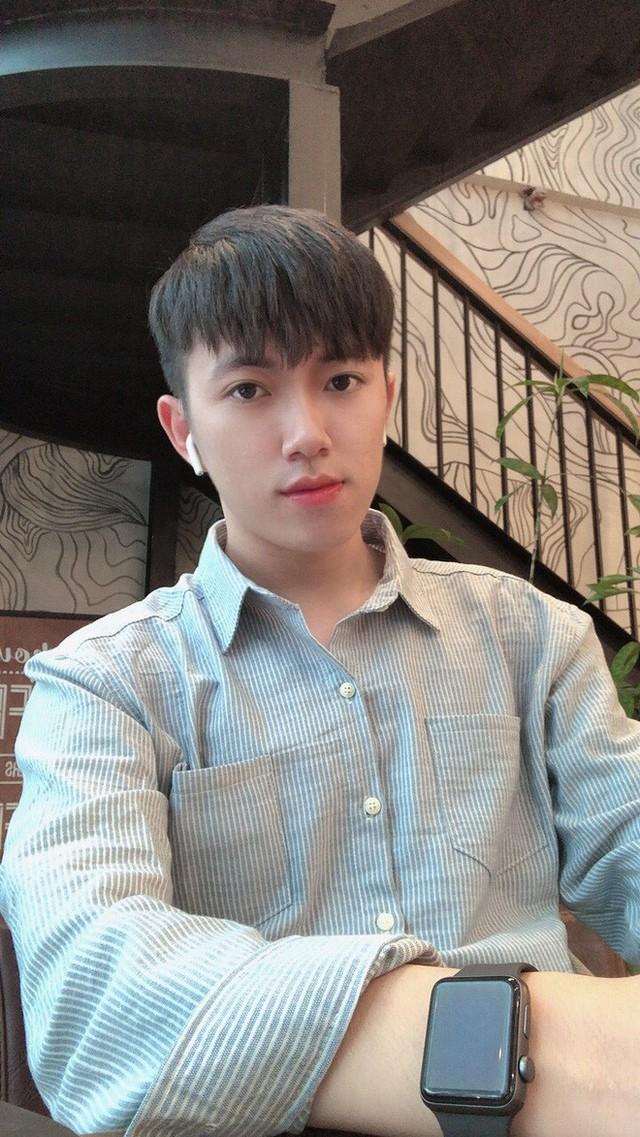 Thầy giáo tiếng Trung siêu cấp điển trai như oppa Hàn Quốc khiến hội chị em phát cuồng: Thông thạo 3 ngôn ngữ, start-up từ khi mới năm hai - Ảnh 6.