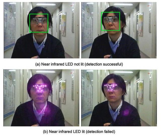 Muôn hình vạn trạng kiểu thời trang ngăn chặn công nghệ giám sát nhận diện gương mặt - Ảnh 6.
