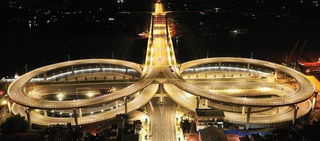 Thiết kế chiếc cầu vừa mới thông xe tại Hải Phòng đặc biệt như thế nào? - Ảnh 6.
