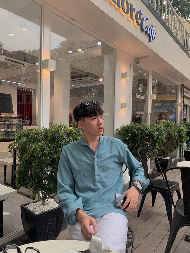 Thầy giáo tiếng Trung siêu cấp điển trai như oppa Hàn Quốc khiến hội chị em phát cuồng: Thông thạo 3 ngôn ngữ, start-up từ khi mới năm hai - Ảnh 7.