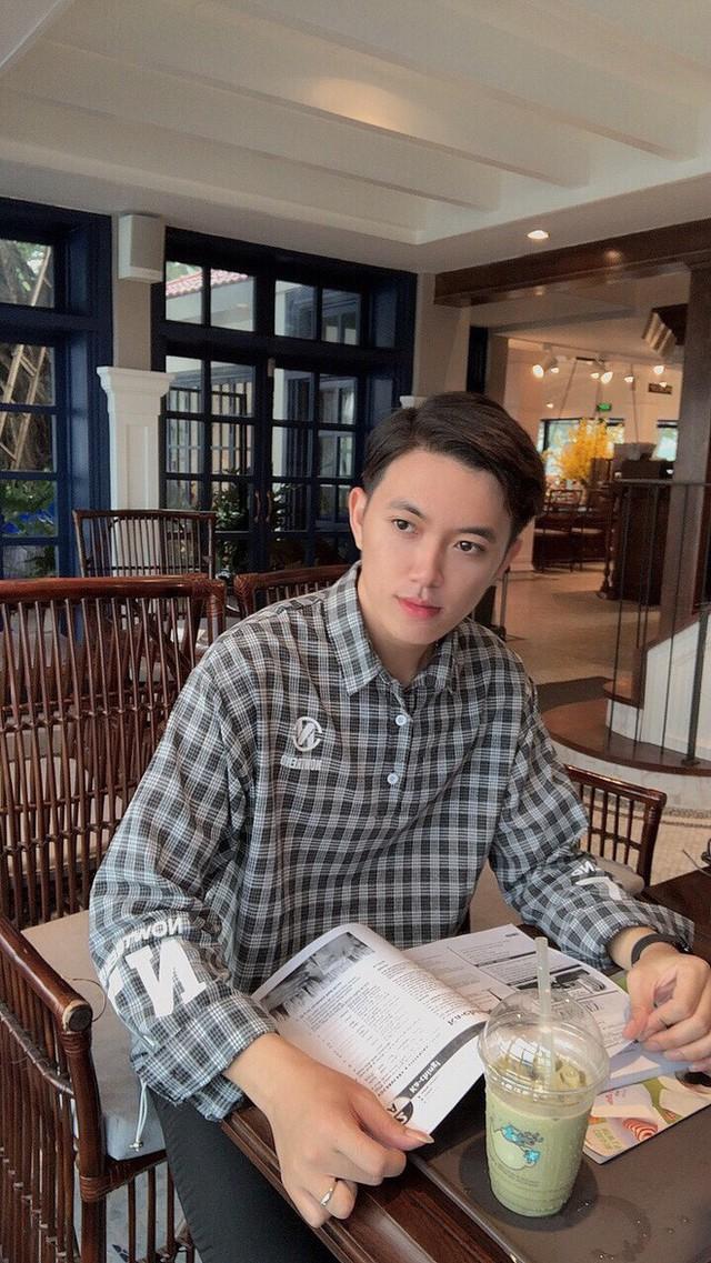 Thầy giáo tiếng Trung siêu cấp điển trai như oppa Hàn Quốc khiến hội chị em phát cuồng: Thông thạo 3 ngôn ngữ, start-up từ khi mới năm hai - Ảnh 8.