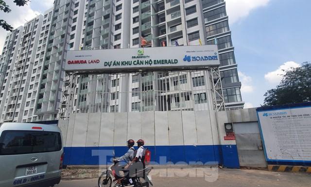 Cận cảnh dự án của Gamuda Land bị đề nghị thu hồi 514 tỷ đồng - Ảnh 8.