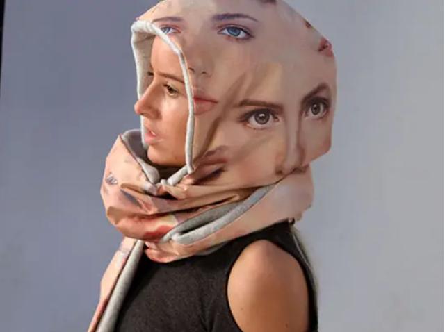 Muôn hình vạn trạng kiểu thời trang ngăn chặn công nghệ giám sát nhận diện gương mặt - Ảnh 9.