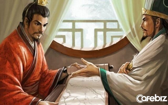 Sư phụ truyền kì của Gia Cát Lượng, người bồi dưỡng nên một quân sư xuất chúng, từng nói 10 chữ dự đoán chính xác cuộc đời của Khổng Minh - Ảnh 1.