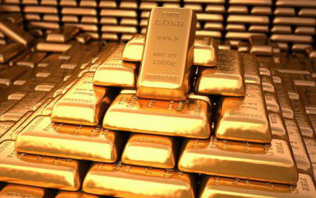 Sụt giảm mạnh, giá vàng thấp nhất tính từ đầu tháng