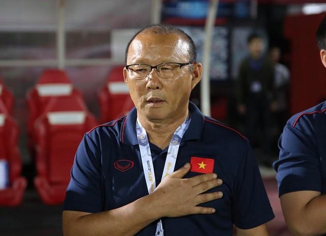 """- photo 1 1571196945721306946156 - HLV Park Hang Seo: """"Tuyển Việt Nam sẽ thắng Thái Lan và UAE"""""""