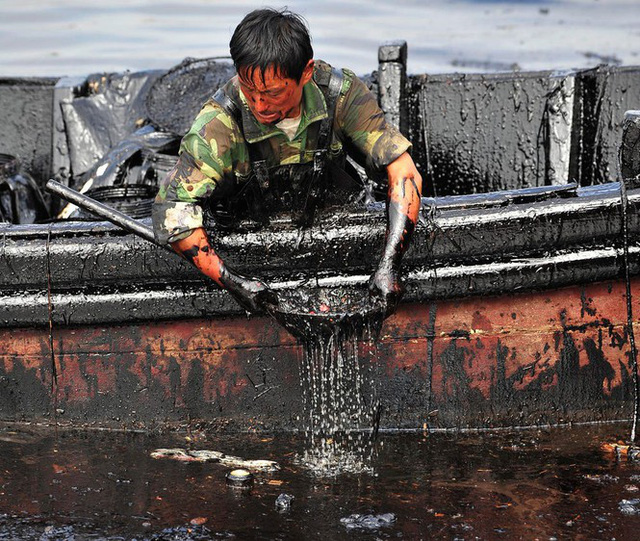 Rùng mình những vụ xả thải gây ô nhiễm nước trên thế giới - Ảnh 13.