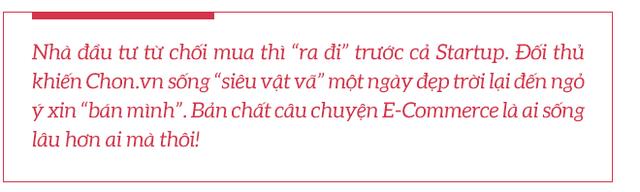 Chuyện chưa kể về Chon.vn và chiêm nghiệm của cựu 'nữ tướng' Adayroi Lê Hoàng Uyên Vy: Bản chất E-Commerce là ai sống lâu hơn ai! - Ảnh 13.