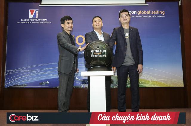 Amazon chính thức mở công ty tại Việt Nam - Ảnh 1.