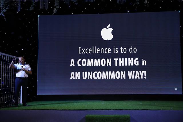 Hành trình 6 tháng ngồi ghế nóng TTC Land của tân CEO Nguyễn Đăng Thanh: Mơ ước của tôi là có thể học hỏi cách thức mà Apple đã thành công - Ảnh 4.