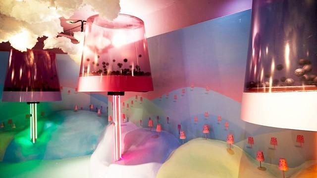 Bảo tàng trà sữa đầu tiên trên thế giới: Ngập tràn màu hồng và tím, lọt hố trân châu khổng lồ hơn 100.000 viên và nhiều trải nghiệm thú vị khác - Ảnh 5.