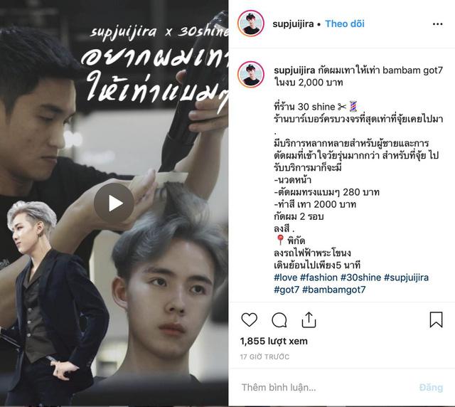Chuỗi tóc nam 30Shine vừa mở chi nhánh đầu tiên ở Thái, khách đông nườm nượp chẳng kém gì Việt Nam - Ảnh 4.