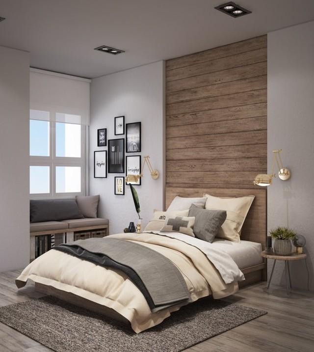 Làm đẹp căn hộ nhỏ 25m2 với cách sắp xếp nội thất thông minh - 7