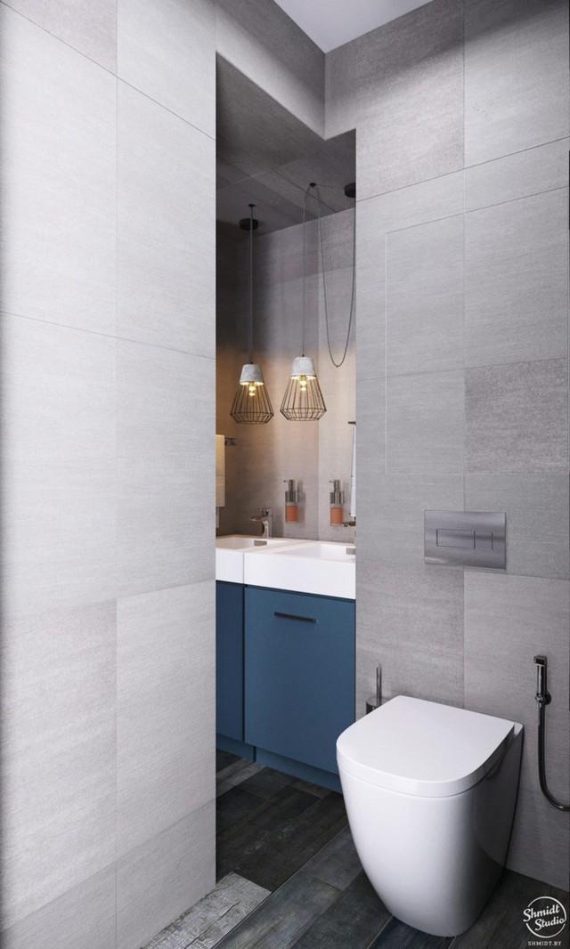 Làm đẹp căn hộ nhỏ 25m2 với cách sắp xếp nội thất thông minh - 8