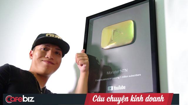 Top 5 Youtuber hàng đầu Việt Nam kiếm được bao nhiều tiền mỗi năm? - Ảnh 1.