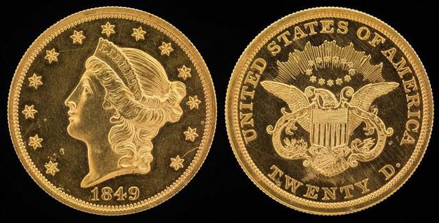 10 đồng tiền xu triệu USD hiếm nhất hành tinh - Ảnh 1.