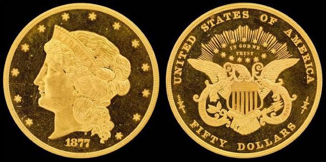 10 đồng tiền xu triệu USD hiếm nhất hành tinh - Ảnh 2.