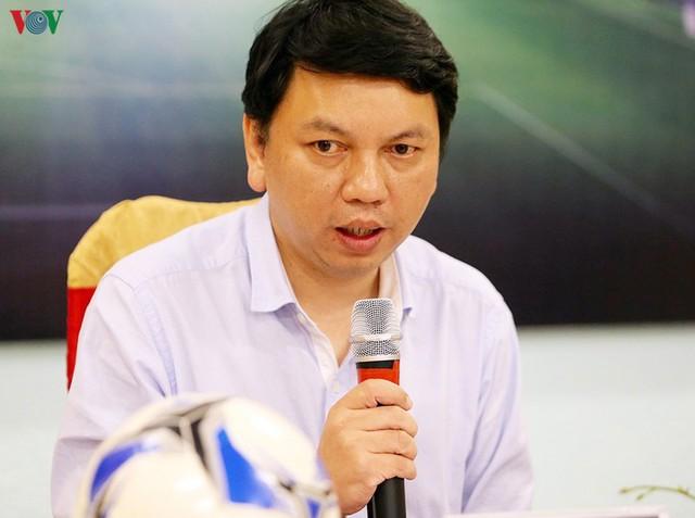 Lãnh đạo VFF nói về tương lai của HLV Park Hang Seo - Ảnh 1.