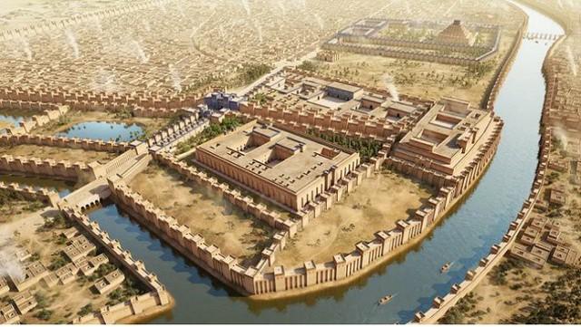 10 thành phố giàu nhất trong lịch sử thế giới - Ảnh 9.