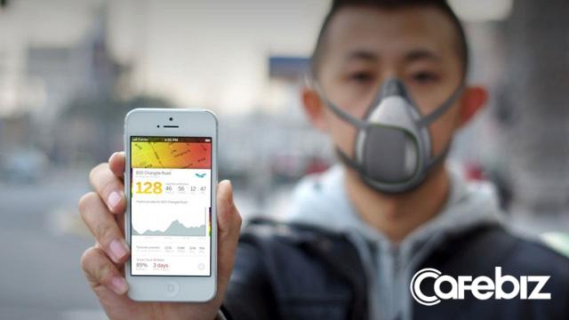 Đi trước Việt Nam từ lâu, thị trường mặt nạ không khí ở Trung Quốc đã bùng nổ từ năm 2012, với tổng giá trị hơn nửa tỷ USD - Ảnh 1.
