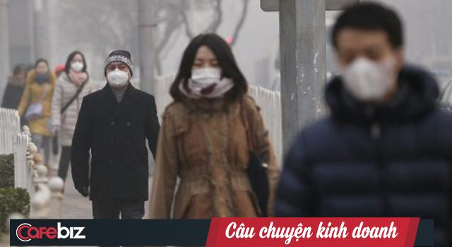 Đi trước Việt Nam từ lâu, thị trường mặt nạ không khí ở Trung Quốc đã bùng nổ từ năm 2012, với tổng giá trị hơn nửa tỷ USD - Ảnh 2.