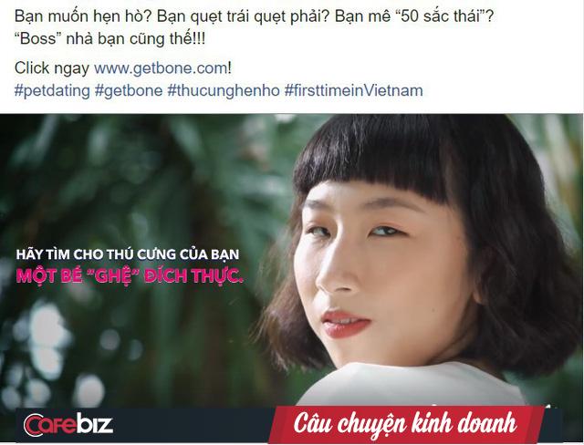 Get Bone - ứng dụng hẹn hò dành cho thú cưng đầu tiên tại Việt Nam lấy cảm hứng từ Tinder: Ý tưởng đột phá sáng tạo hay 'ăn no rửng mỡ'? - Ảnh 2.