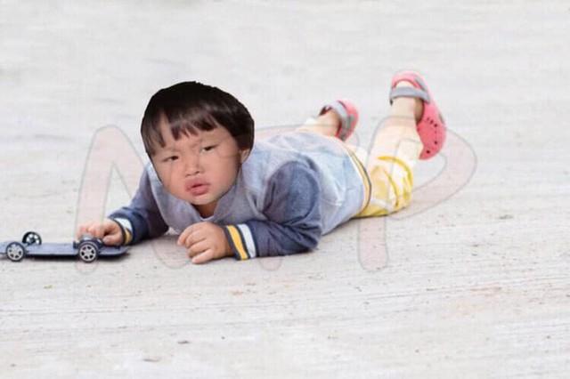 Hot Youtuber Quỳnh Trần JP khẩn cầu dân mạng ngừng chế ảnh lệch lạc về con trai sau khi bé Sa gây sốt MXH - Ảnh 13.