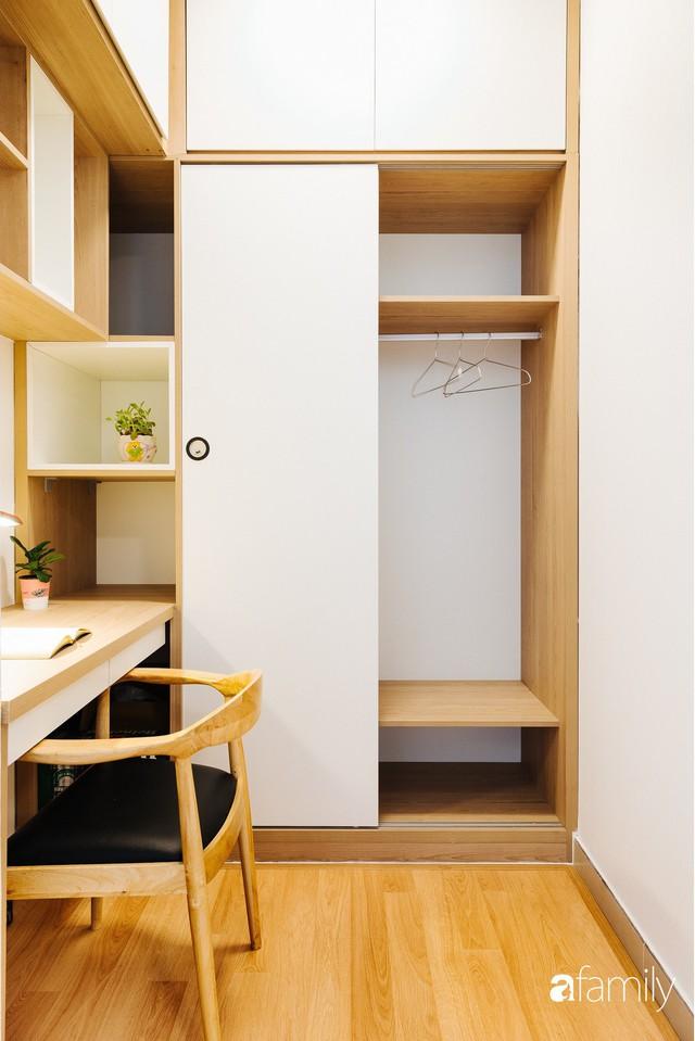 Căn hộ nhỏ thiết kế theo phong cách Nhật của cặp vợ chồng trẻ yêu thích cuộc sống an yên ở Hà Nội - Ảnh 16.