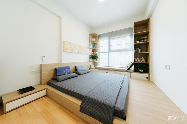 Căn hộ nhỏ thiết kế theo phong cách Nhật của cặp vợ chồng trẻ yêu thích cuộc sống an yên ở Hà Nội - Ảnh 19.