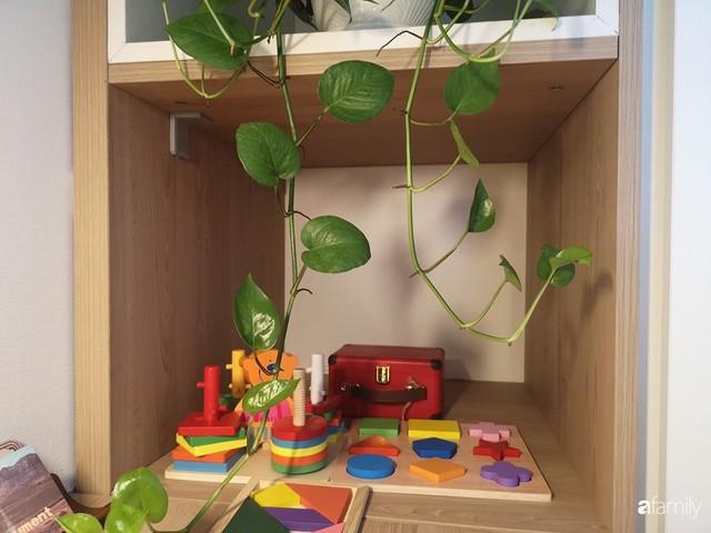 Căn hộ nhỏ thiết kế theo phong cách Nhật của cặp vợ chồng trẻ yêu thích cuộc sống an yên ở Hà Nội - Ảnh 27.