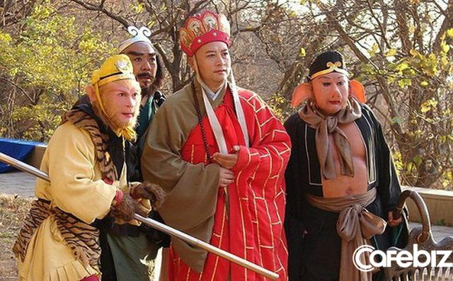 """""""Tứ đại danh tác"""" Trung Quốc: mỗi một câu chuyện là một triết lý nhân sinh ý nghĩa - Ảnh 1."""