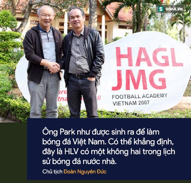 Bầu Đức: Tình riêng bỏ chợ bởi sự đa đoan hiếm có đem về thành công cho bóng đá Việt Nam - Ảnh 1.