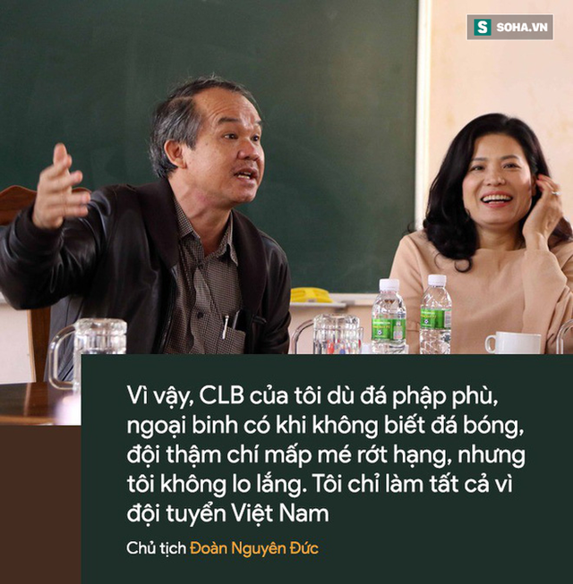 Bầu Đức: Tình riêng bỏ chợ bởi sự đa đoan hiếm có đem về thành công cho bóng đá Việt Nam - Ảnh 3.