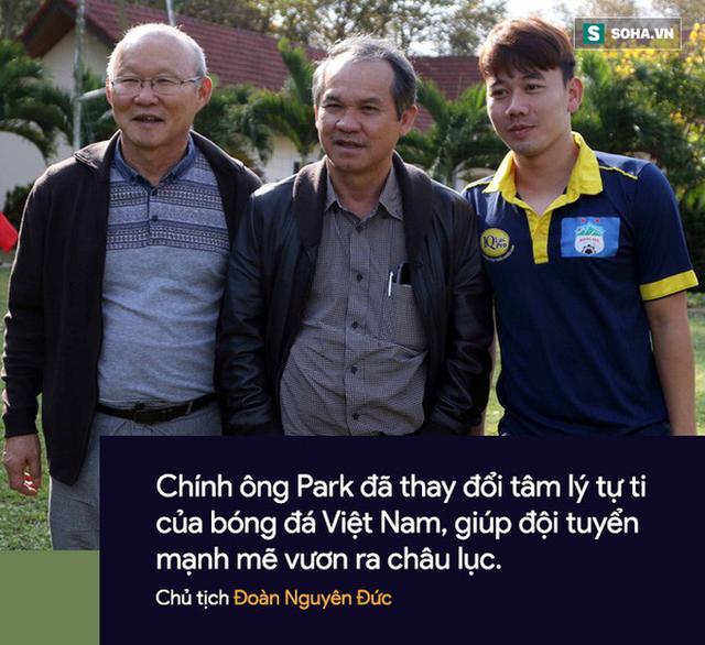 Bầu Đức: Tình riêng bỏ chợ bởi sự đa đoan hiếm có đem về thành công cho bóng đá Việt Nam - Ảnh 2.