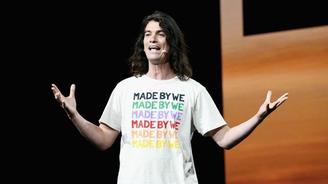 """Thêm cú sốc từ bê bối WeWork: SoftBank dự định chi 200 triệu USD để """"hất cẳng"""" nhà sáng lập Adam Neumann khỏi công ty - Ảnh 2."""