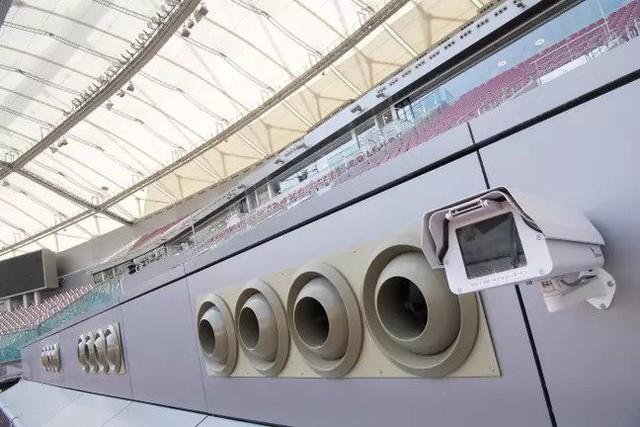 Đối phó với nóng nực kiểu nhà giàu: Qatar đầu tư hệ thống điều hòa ngoài trời cho toàn dân mát lạnh - Ảnh 1.