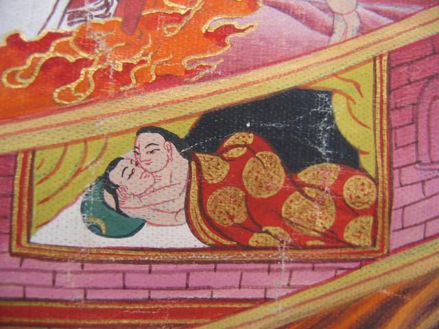 3 lần lấy chồng đều bị bỏ rơi, người phụ nữ tìm gặp Đức Phật mới biết được nguyên nhân - Ảnh 3.