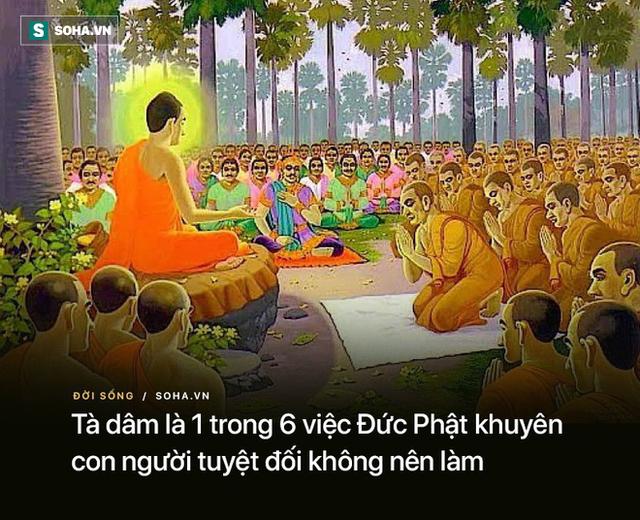 3 lần lấy chồng đều bị bỏ rơi, người phụ nữ tìm gặp Đức Phật mới biết được nguyên nhân - Ảnh 4.