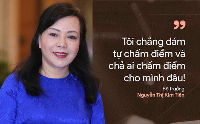 9 câu nói ấn tượng của Bộ trưởng Y tế Nguyễn Thị Kim Tiến - Ảnh 6.