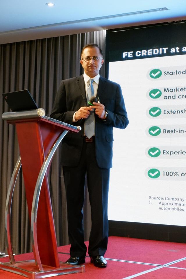 FE Credit nhảy vào lĩnh vực khởi nghiệp, 'nhờ cậy' các tài năng trẻ giải quyết các thách thức kinh doanh và công nghệ mà họ chưa giải được - Ảnh 1.