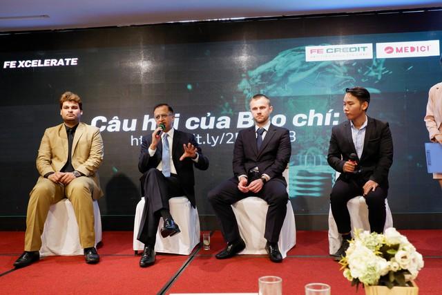 FE Credit nhảy vào lĩnh vực khởi nghiệp, 'nhờ cậy' các tài năng trẻ giải quyết các thách thức kinh doanh và công nghệ mà họ chưa giải được - Ảnh 2.