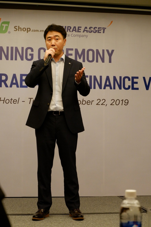 Hợp tác 3 bên Samsung – FPT Shop – Mirae Asset tạo ra mô hình trả góp đột phá: hoàn thiện hồ sơ trong 15 phút và không cần nhân viên bên cho vay - Ảnh 1.